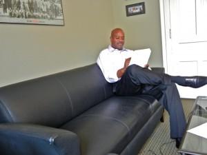 CIG Principal, Gerry Gibbs