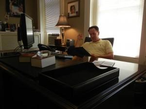 CIG Principal, Gene Mulroy